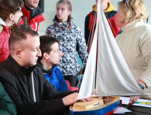 Гонки Международного чемпионата «Паруса духа» по инклюзивному парусному спорту из-за погодных условий перенесены на 22 мая