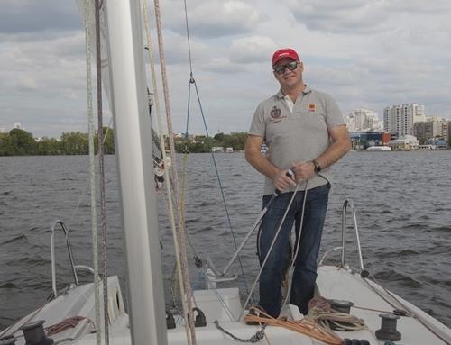 «Мы умеем видеть ветер»: Яхтсмены Екатеринбурга. Статья интернет-издания The Village